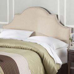 Found it at Joss & Main - Sharon Upholstered Headboard