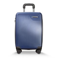 Briggs  Riley Sympatico Carryon Cx Spinner Marine Blue -- Want to know more, click on the image.