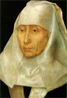 Portrait of an Old Woman, 1468-1470 - Hans Memling