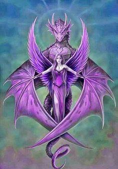 .déesse dragon