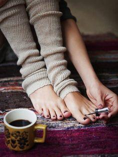 Prendre soin de mes pieds ... ! #mapauseentrecopines