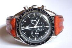 Speedmaster leather watch strap - Page 2