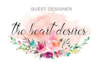 The Heart Desires: May Guest Designer Lisa Lara