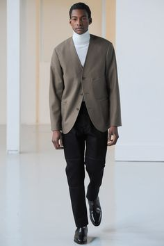 Lemaire Fall 2015 Menswear Collection - Vogue