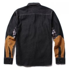 Junya Watanabe designs are so unique, stylish and elegant! Grab your Junya Watanabe COMME Des Garcons Denim Patchwork Button Up Shirt now! Denim Patchwork, Junya Watanabe, Streetwear, Button Up Shirts, Street Style, Elegant, Stylish, Sweatshirts, Unique