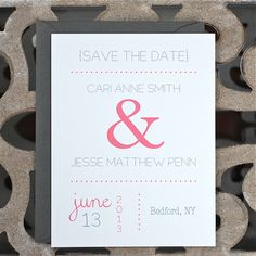 Wedding Save The Dates  Save The Dates  by SweetBellaStationery, $18.00