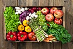 Eat More Colorful Foods For Optimal Health