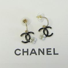 #chanel #earrings