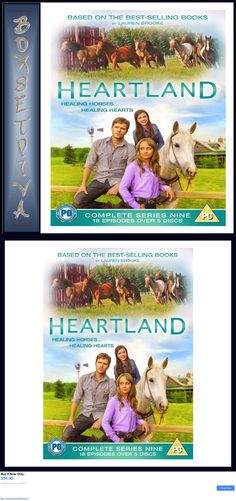 cds / dvds / vhs: Heartland - Complete Season 9 *Brand New Dvd*** BUY IT NOW ONLY: $54.95 #priceabatecdsdvdsvhs OR #priceabate