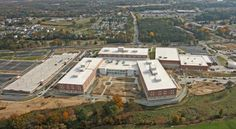 The BRAC-related construction completed at Fort Meade in 2011 includes new facilities for the Defense Information Systems Agency (DISA). DISA, the largest organization to relocate there, brought 4,300 workers to a new 1.1 million-square-foot headquarters—the largest office complex in Anne Arundel County, Maryland. DISA relocated from Arlington, Virginia (where the agency had been located since its inception in 1960).