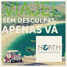 Bom Dia! Vamos? #northturismo