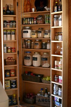 Finished my pantry inspired by pinterest