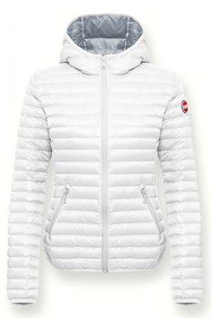 Colmar Damen Daunenjacke Punk Bianco-Light Steel | SAILERstyle Trends, Winter Jackets, Punk, Hoodies, Sweaters, Outfits, Shoes, Fashion Styles, Clothing