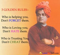 Nice Thought by Swami Vivekanand