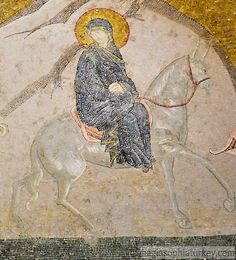 Chora Museum consists of 5 main parts the annexes, the parakklesion, the inner & outer narthexes and the naos inner & outer narthexes house mo. Small Icons, Hagia Sophia, Fresco, Mosaics, Nativity, Vintage World Maps, Religion, Scene, Museum