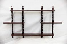 Frenchi Furniture 3 Tier Wall Shelf ** Click on the image for additional details. Note: It's an affiliate link to Amazon.