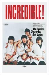#Beatles #MoviePoster: #YesterdayAndToday 'Butcher Cover' (23'' X 35'')  $6.97