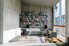 Arno Brandlhuber — Architect, Apartment, Mitte, Berlin (© Philipp Langenheim für Freunde von Freunden)