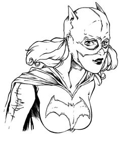 30 Batgirl Coloring Pages Ideas Batgirl Coloring Pages Coloring Pictures