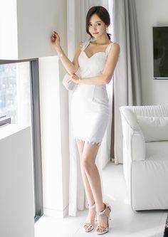 Glamorous Lace Dress - BABI N PUMKIN: Shop Korean clothing, bags for women