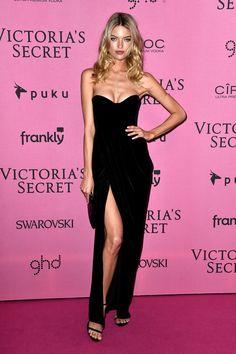Martha Hunt - Victoria's Secret '14