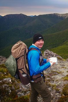 Joe Valesko from ZPacks shares his insights on ultralight backpacking...