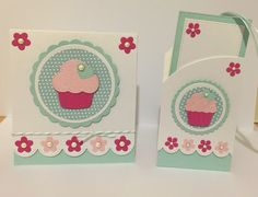 A personal favourite from my Etsy shop https://www.etsy.com/uk/listing/286050917/handmade-luxury-cupcake-birthday-card