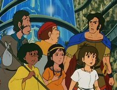 The Mysterious Cities of Gold. Possibly make a hat like Sancho's, a scarf like Pedro's, and legwarmers like Zia's? Kids Tv, 90s Kids, Ulysse 31, 1980 Cartoons, Illustration Manga, Animation, Classic Cartoons, My Childhood Memories, Vintage Cartoon