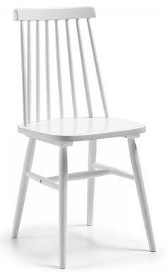LaForma Krzesło Albeup białe - C413M05