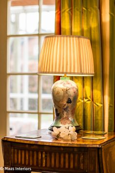 Maas Interiors Classic Interior design styling with antiques