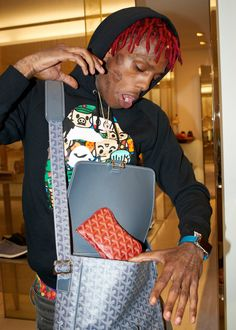 Famous Dex Has Really Good Energy