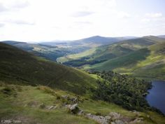 Wicklow Mountains Nationalpark