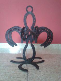 Angel of horseshoe