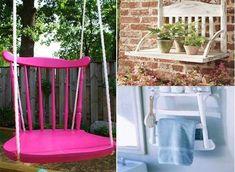 decorar sillas viejas