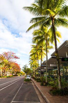 When in Port Douglas, Queensland, take a walk along beautiful Macrossan Street