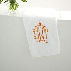 Walker Valentine Towels