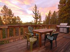 Evergreen Vacation Rental - VRBO 141941 - 2 BR Denver Mountain Cottage in CO, The Wilderness Cottage - 3rd Night Free Jan 7 Thru March 1st