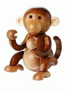 十二生肖系列公仔-台灣獼猴(圖片來源:國立臺灣博物館)