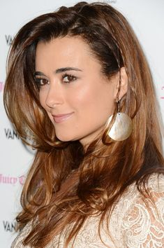 Cote de Pablo - She is simply gorgeous!!