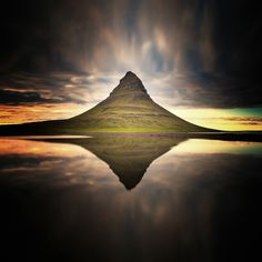 Mt. Kirkjufell by Carsten Meyerdierks on 500px