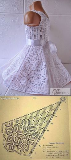 Платье филейка.... <3 Deniz <3