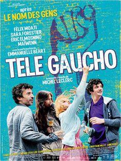 Table ronde TELE GAUCHO / Entretien avec Félix Moati et Michel Leclerc