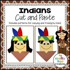 Indians Cut and Past