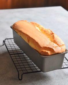 In pound type! Fluffy raw chiffon cake – Pastry World Sweets Recipes, Baking Recipes, Cake Recipes, Lasagna Recipes, Carrot Recipes, Lentil Recipes, Broccoli Recipes, Homemade Sweets, Homemade Cakes