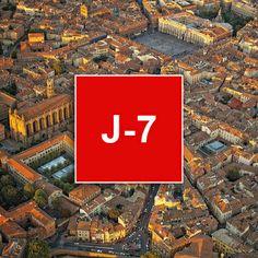 J-7 avant l'édition 2014 de Destination Midi-Pyrénées ! #MidiPyreneesPro