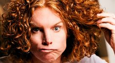 THE CARROT TOP  best curly mens hairstyles carrot top