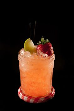 Jam Jar Daquiri @ London Cocktail Club