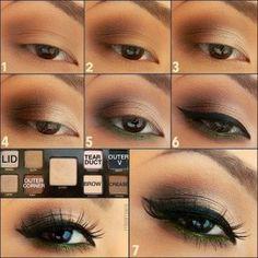 Makeup Tutorial for Brown Eyes 4ddaad7a2bb4ec075f80db3e7a2619f2 300x300