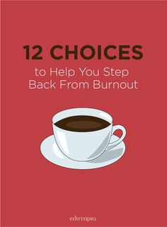 These simple choices will help teachers step back from burnout AND feel happier and healthier.