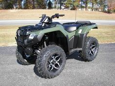 New 2017 Honda FourTrax® Rancher® 4x4 DCT IRS ATVs For Sale in North Carolina. This is a 2017 Honda TRX 420 FA5 Rancher automatic transmission with independent suspension, liquid cooled, fuel injected with in and out of 4X4 this ATV comes with a full one year Honda warranty with extended warranty options available and great financing options available on approved credit. This ATV does have some added accessories that are listed below they are NOT !! included in price above. please feel…